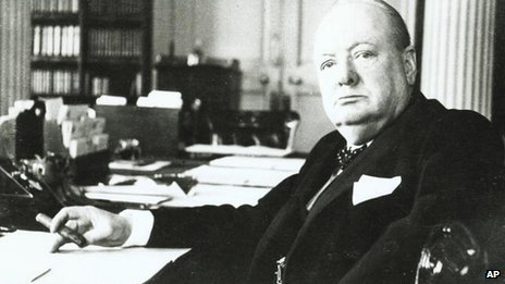 Winston Churchill - Depression