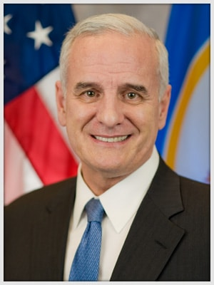 Mark Dayton – depression