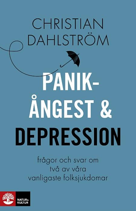 Bok om depression: panikångest och depression - frågor och svar om två av våra vanligaste folksjukdomar