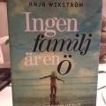 Bra bok om adhd (Anja Wikström - Ingen familj är en Ö)