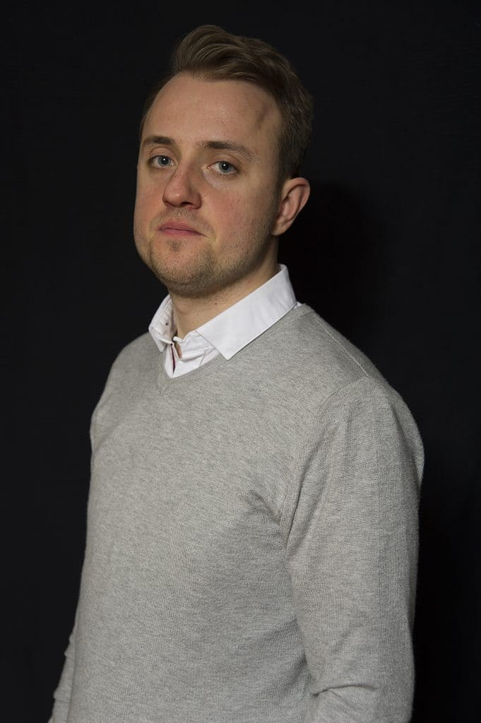 Christian Dahlström, foto: Jan-Åke Eriksson