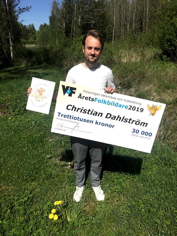 Christian Dahlström föreläsning
